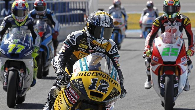 La categoría intermedia, sin españoles en el podio