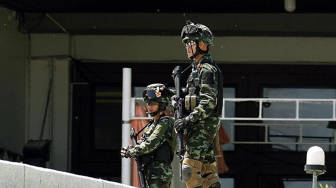 El Ejército da un golpe de Estado en Tailandia
