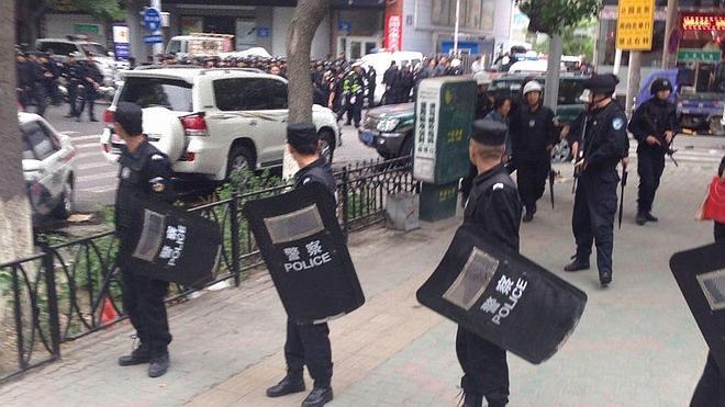 Al menos 31 muertos en una cadena de explosiones en el noroeste de China