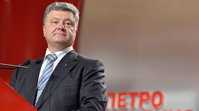 Poroshenko será el nuevo presidente de Ucrania