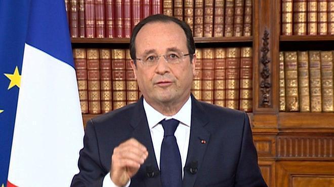 Hollande asume como deber «reformar Francia y reorientar Europa»