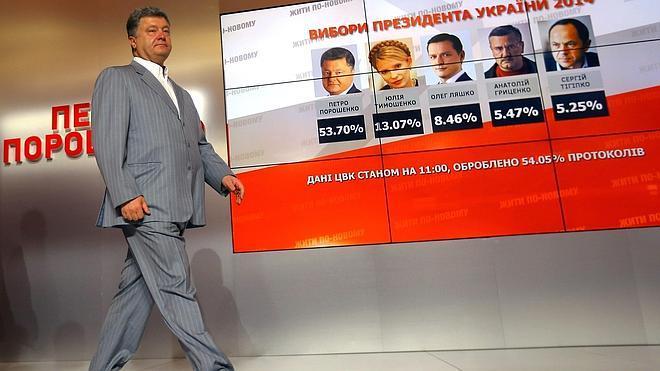 El Kremlin ve prematuro hablar de una reunión entre Putin y Poroshenko