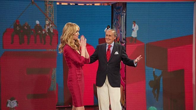 Patricia Conde pasa la noche con Jaime Peñafiel