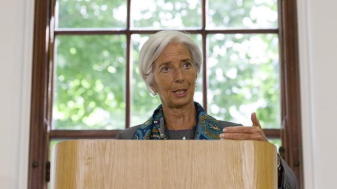 Lagarde se descarta para presidir la Comisión Europea