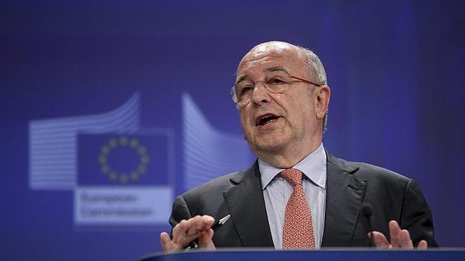 Almunia cree que Juncker presidirá la CE pese a Reino Unido