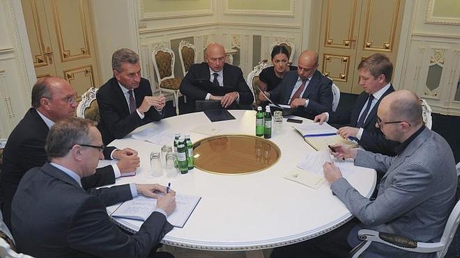 Rusia cumple su amenaza y corta el fluido de gas a Ucrania
