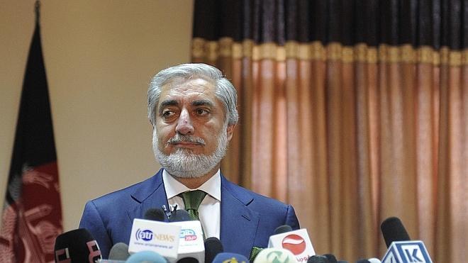 Abdulá pide que se suspenda el recuento de votos en Afganistán