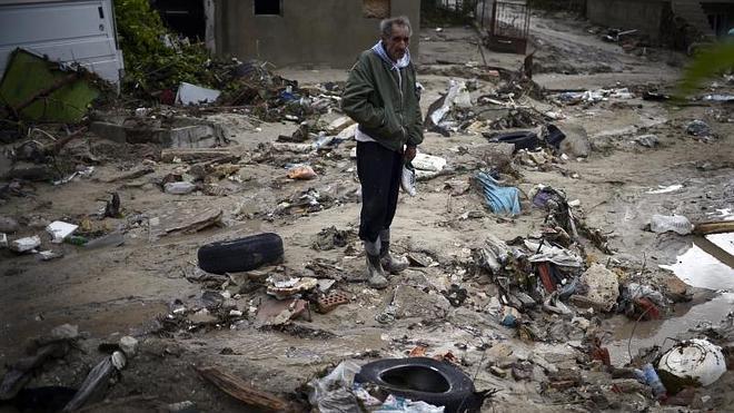 Al menos 16 muertos en las inundaciones en Bulgaria