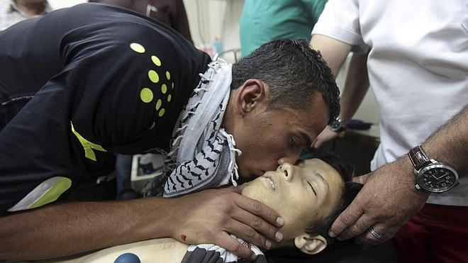 El Ejército israelí mata a un adolescente palestino en Cisjordania