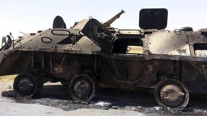 El Ejército iraquí mata a más de cien insurgentes en Saladino y Tel Afar