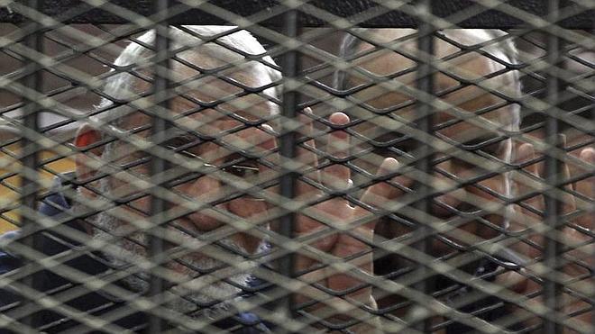 Condenados a muerte 183 Hermanos Musulmanes, entre ellos su líder