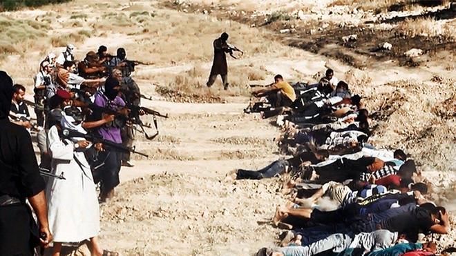 Una ONG constata matanzas masivas por parte de los yihadistas en Irak