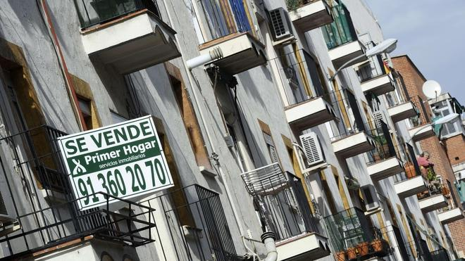 Las ejecuciones hipotecarias aumentan un 19,1% en el primer trimestre