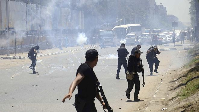 El Ejército egipcio mata a diecisiete supuestos terroristas en el Sinaí