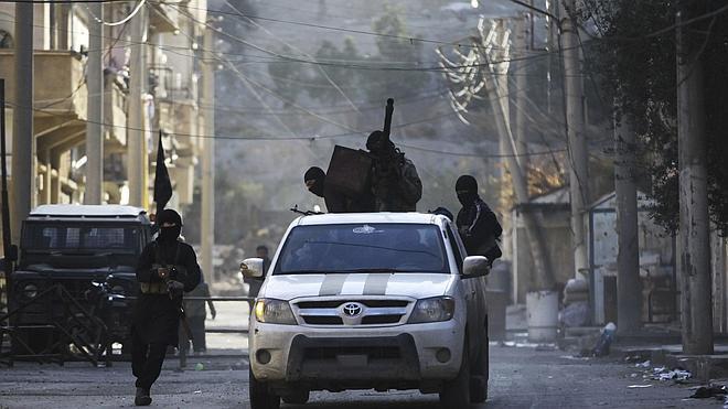 El Estado Islámico ya controla un área en Siria cinco veces mayor que el Líbano