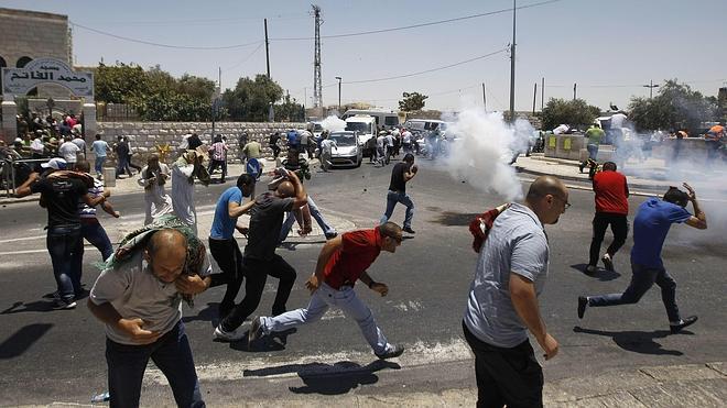 El padre del menor palestino pide a Israel que destruya la casa de los culpables