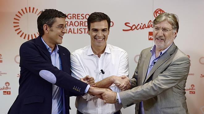 Casi 200.000 militantes elegirán al secretario general del PSOE