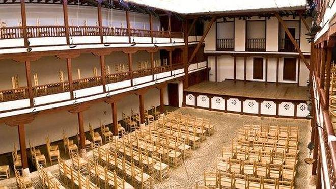 Almagro, teatro por los cuatro costados