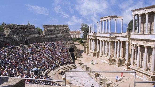 Diez motivos para acudir al Festival de Teatro Clásico de Mérida