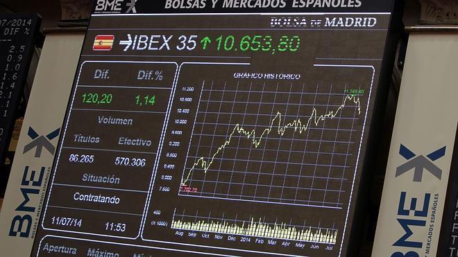El Tesoro coloca 3.166 millones a los tipos históricos más bajos
