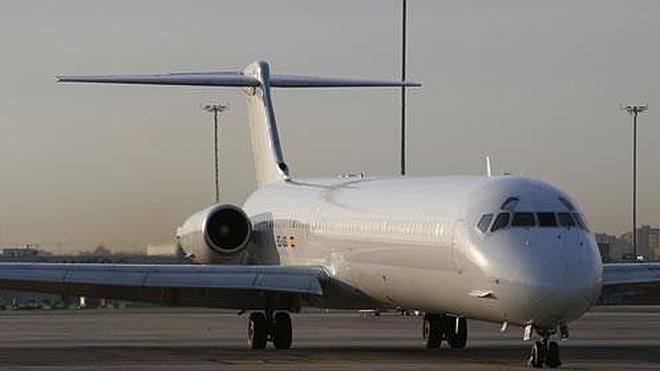 Desaparece un avión de la empresa española Swiftair con destino a Argel y 116 personas a bordo