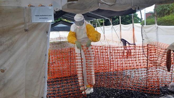 El Ébola llega a Nigeria