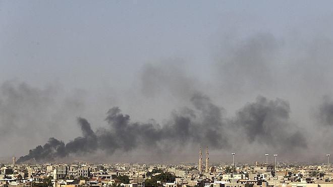 Libia sufre la peor ola de violencia desde la caída de Gadafi