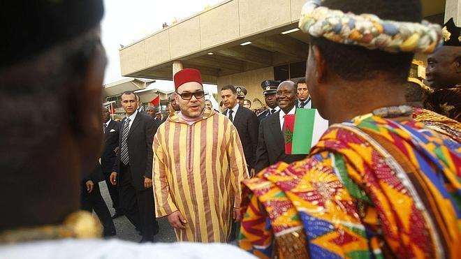 Mohamed VI celebra sus quince años de reinado con 13.200 indultos