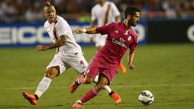 Derrota para un Real Madrid sin garra