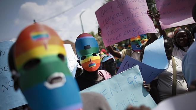 El Tribunal Constitucional de Uganda anula la ley contra los homosexuales