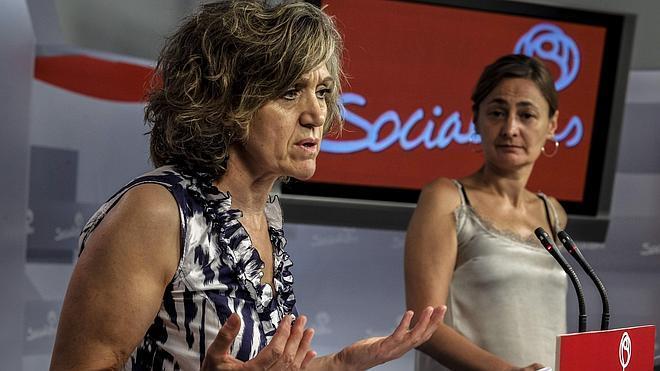 El PSOE pide un subsidio de 426 euros para parados con hijos sin prestaciones