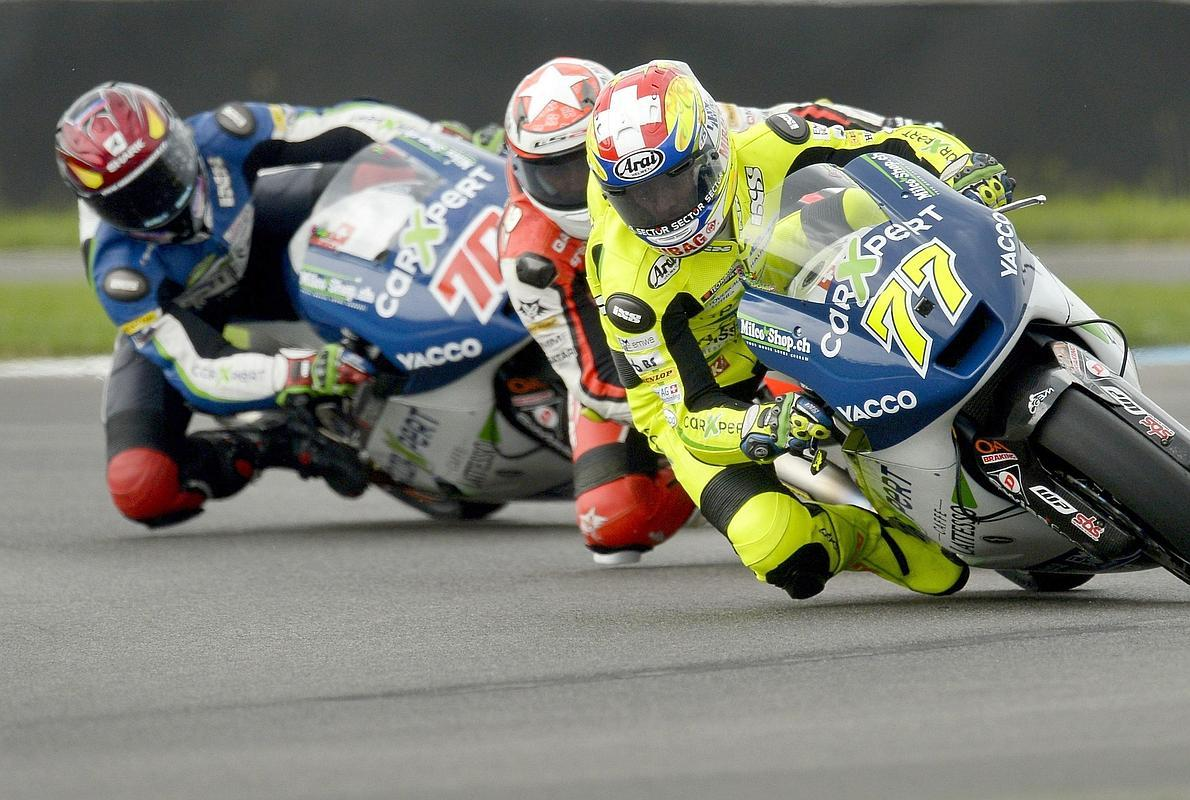 Efrén Vázquez vence por fin en Moto3