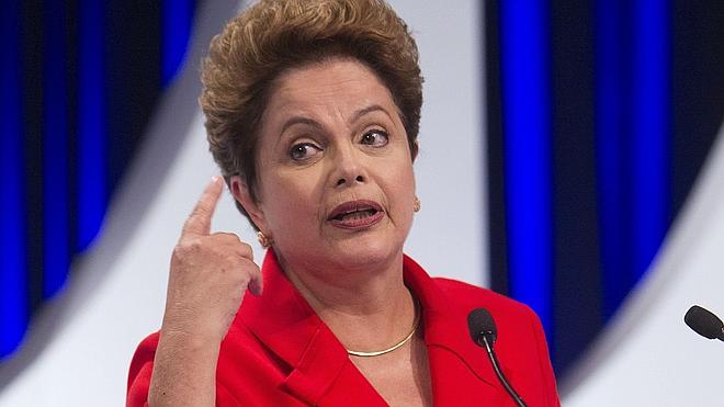 Rousseff se recupera y empata con Silva de cara a la segunda vuelta