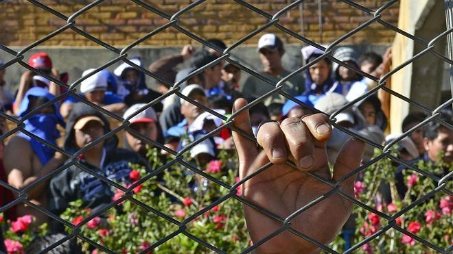 Motín en una cárcel boliviana para denunciar el abuso policial