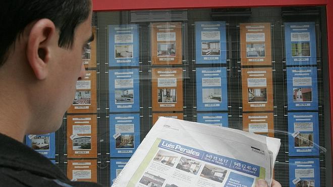 Las ejecuciones hipotecarias sobre viviendas habituales aumentan un 1,5%