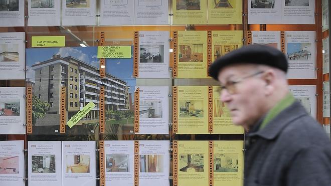La firma de hipotecas sobre viviendas se dispara en agosto un 24%