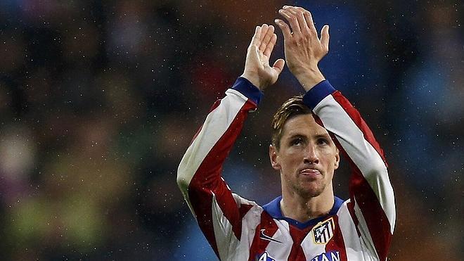 Torres: «No es el día más feliz con esta camiseta»
