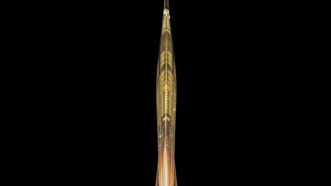 Calatrava diseñará la torre 'Dubai Creek' en Emiratos Árabes