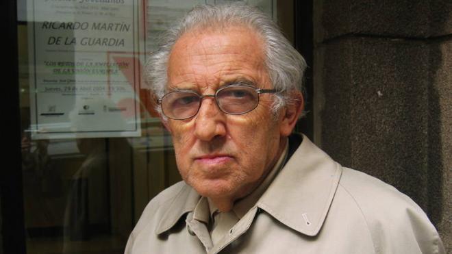 Gustavo Bueno: «La patria no es una idea mística sino muy materialista»