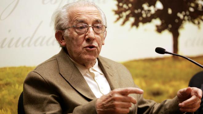 Fallece a los 91 años el filósofo Gustavo Bueno