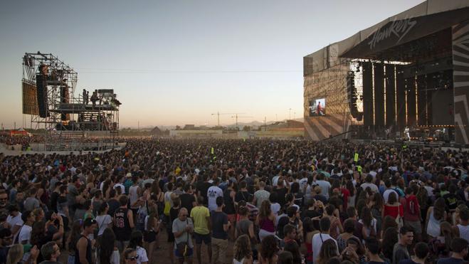 El Arenal reúne a 300.000 personas y deja en el aire su ubicación en 2017