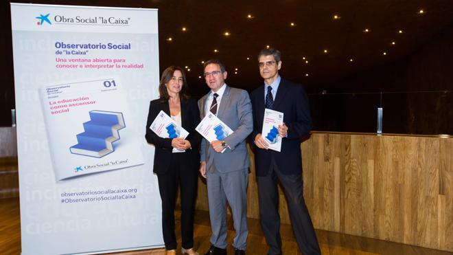 'La Caixa' presenta su Observatorio Social