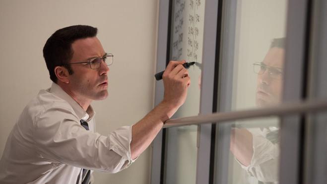Ben Affleck y Emily Blunt llenan de suspense la cartelera