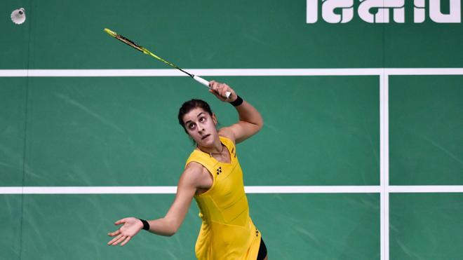 Carolina Marín cae ante la japonesa Yamaguchi
