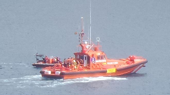 Hallan los cadáveres de seis migrantes en las costas de Cádiz