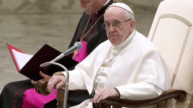 El Papa: «Las mujeres son más valientes que los hombres»