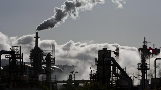 La lluvia de carbono negro registrada en Siberia procede del tráfico de Europa y China