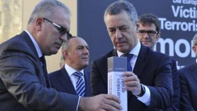 El presidente de la AVT reivindica «el verdadero relato de las víctimas del terrorismo»