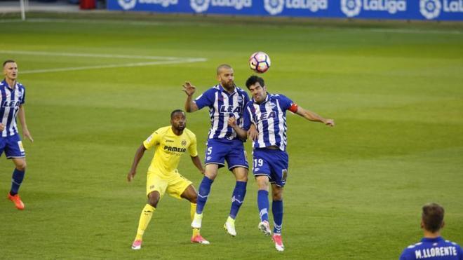 Ibai y Ely superan a un Villarreal que perdona en la segunda mitad