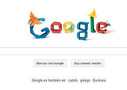 Akira Yoshizawa Origami Google Doodle 2012   Elefante de origami ...   180x253